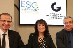 Partenariat ESC Clermont et GEM