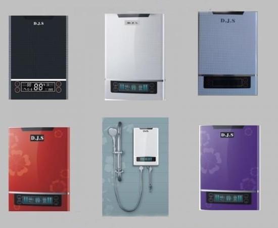 chauffe-eau électronique plat