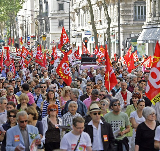 Manifestations du 1e mai