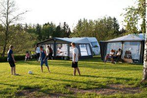 Un camping à Angers